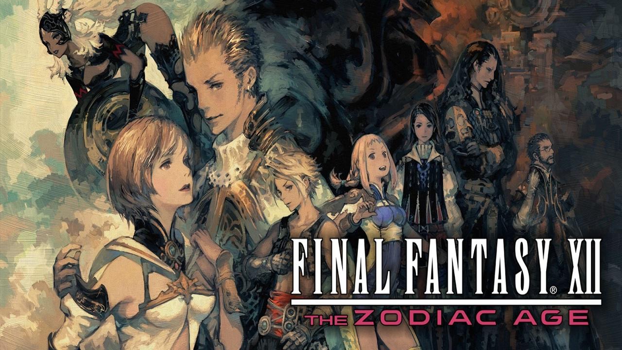 Final Fantasy Zodiac Age Switch digital foundry