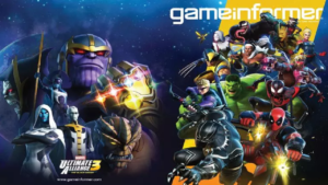 Marvel Ultimate Alliance 3 Game Informer