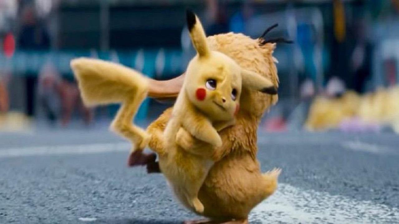Psyduck e Pikachu