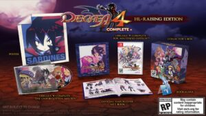 Disgaea 4 Complete+ NintendOn