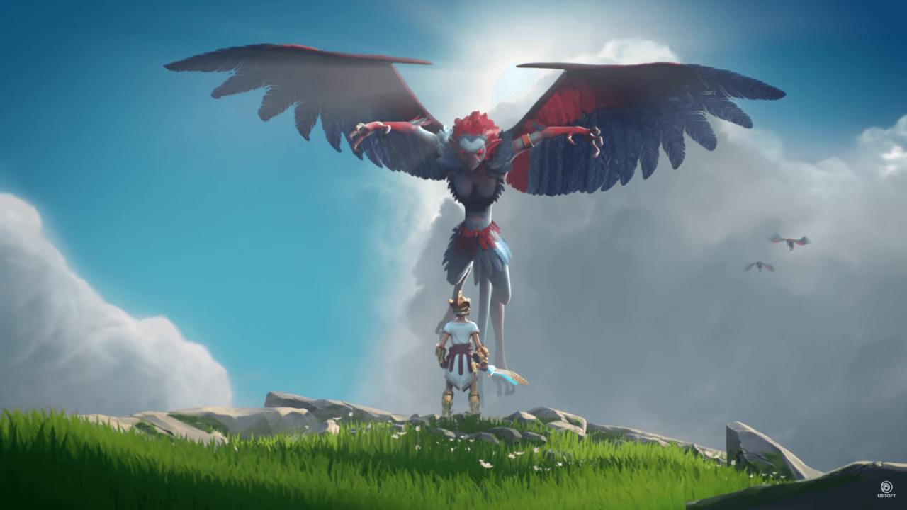 Gods & Monsters Nintendo Switch NintendOn