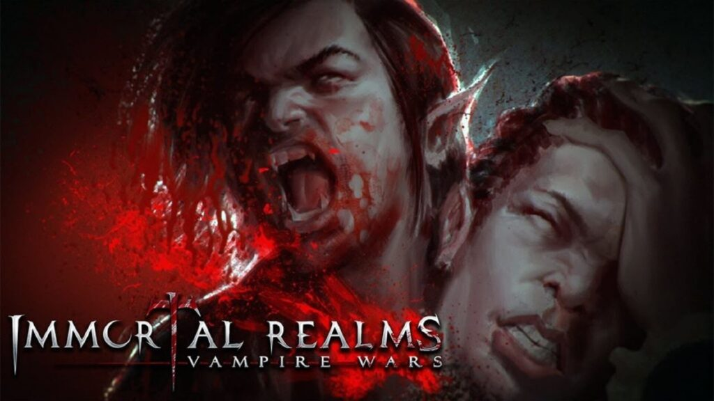 Immortal Realms Vampire Wars NintendOn
