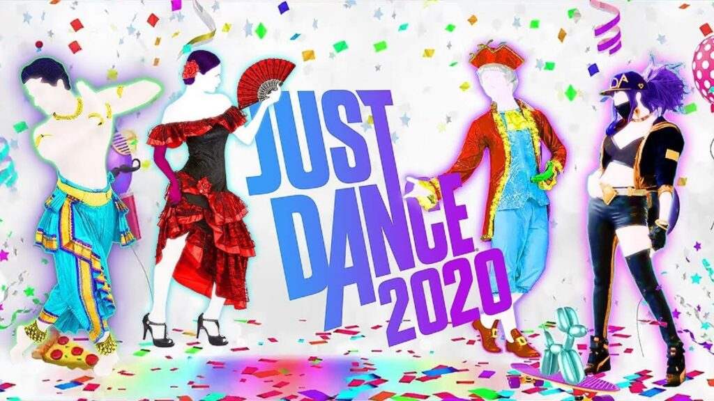 Just Dance 2020 Nintendo Switch NintendOn