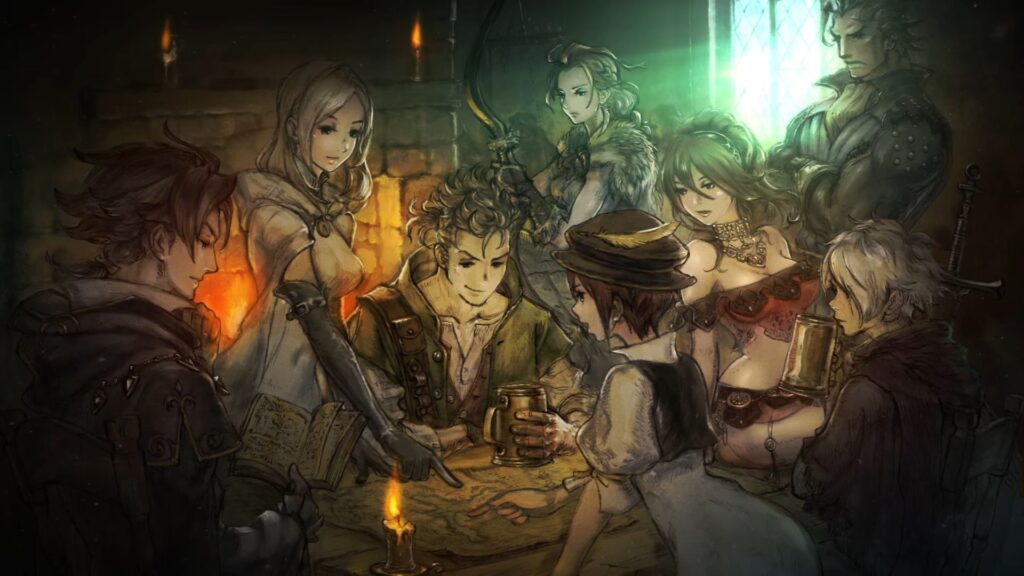 Octopath Traveler NintendOn