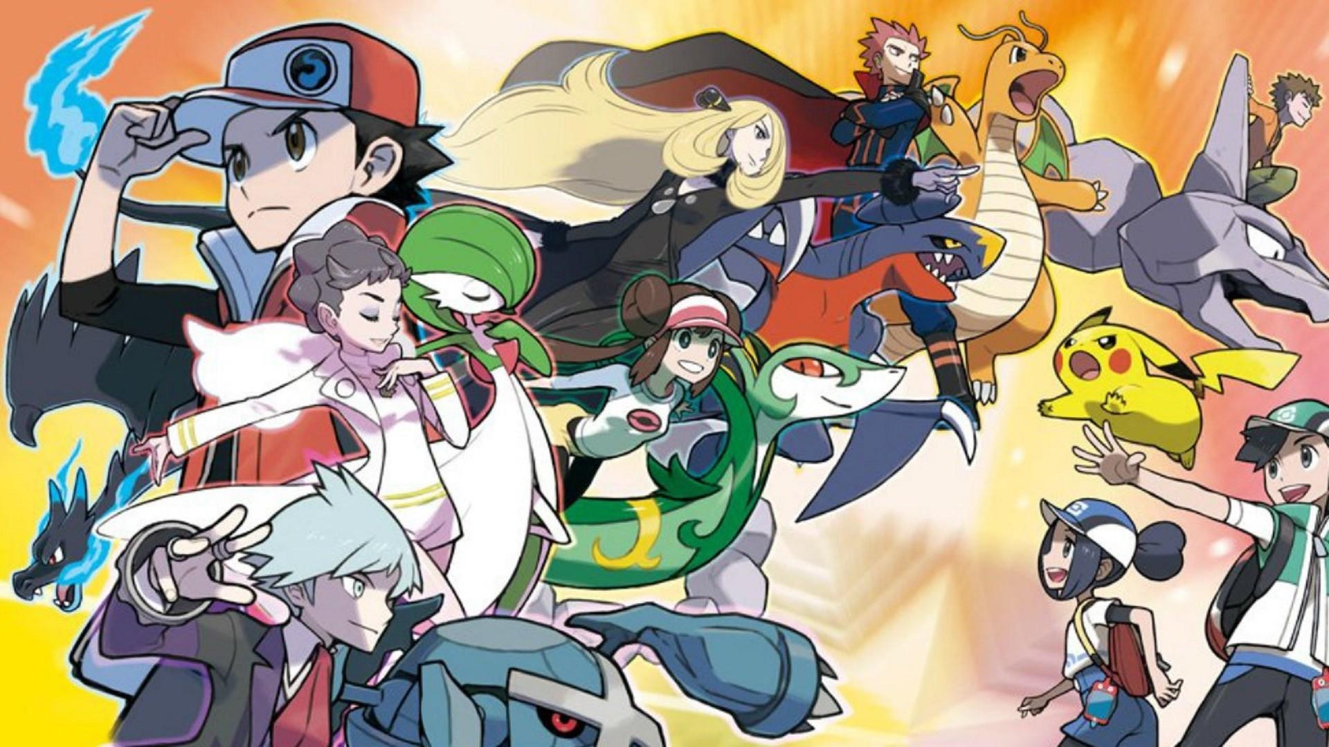 Pokémon Masters NintendOn
