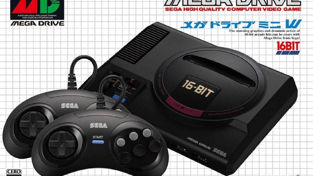 SEGA Mega Drive Mini NintendOn