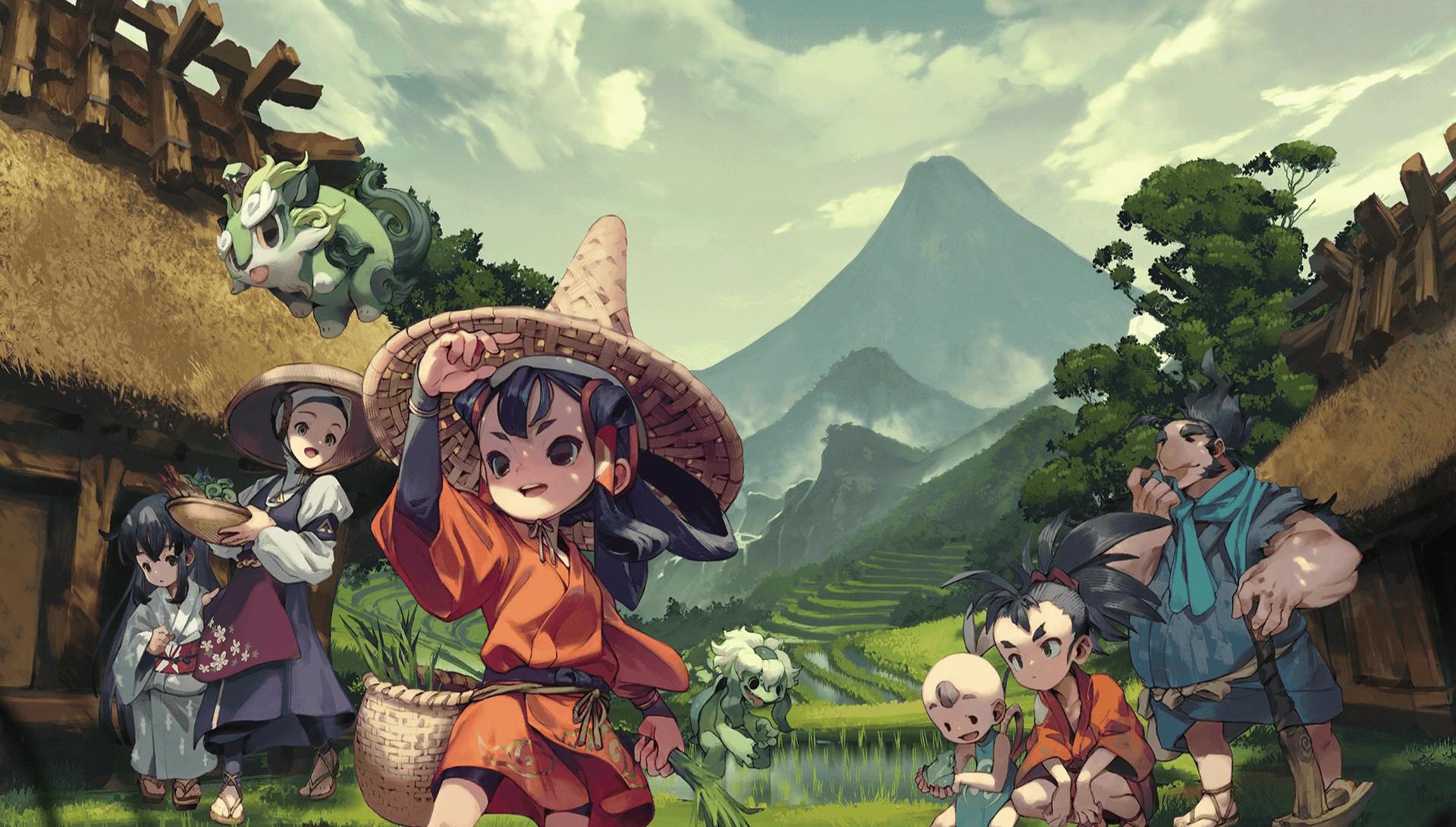 Sakuna of Rice and Ruin NintendOn