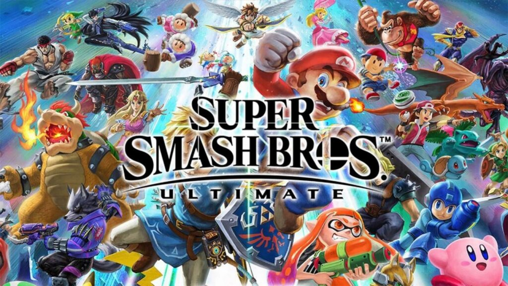 Super Smash Bros. Ultimate NintendOn