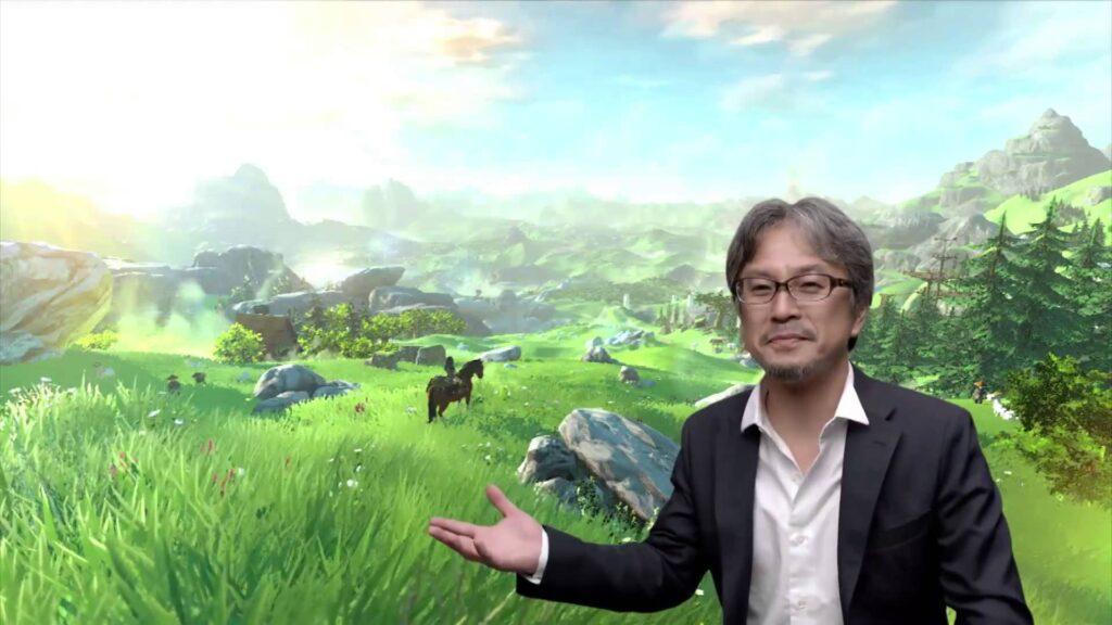Eiji Aonuma NintendOn