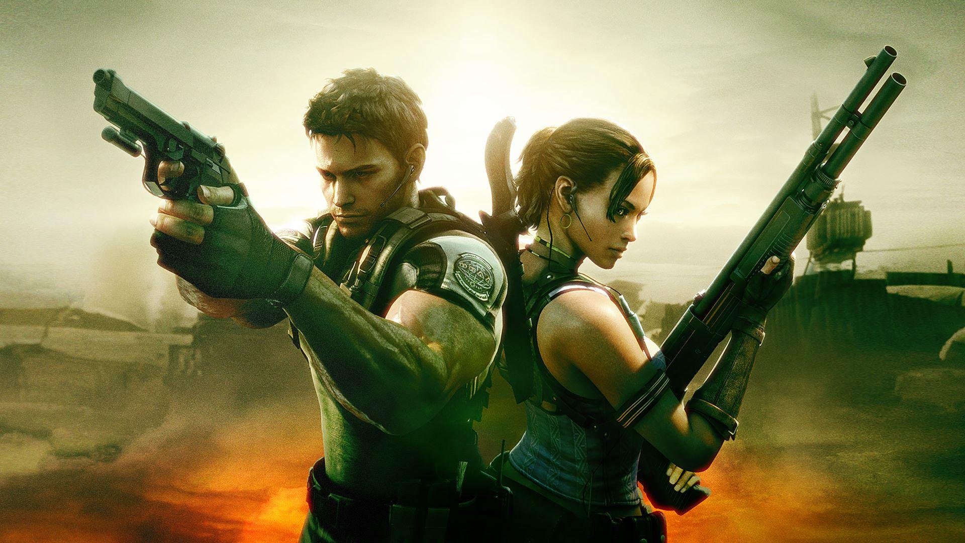 Resident Evil 5 NintendOn
