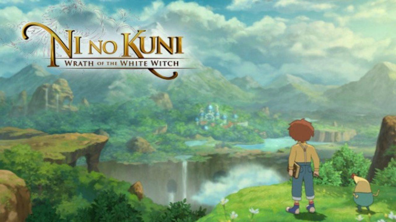Ni no Kuni Wrath of the White Witch