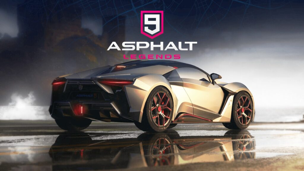 Asphalt 9 Legends NintendOn