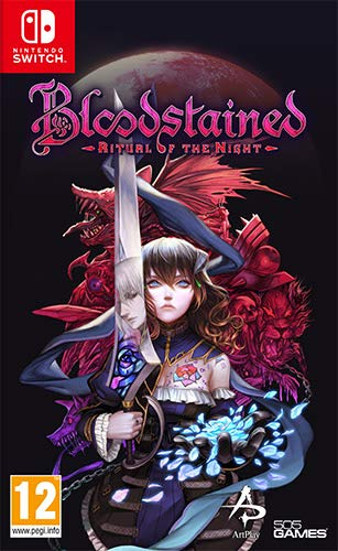 Bloodstained cover NintendOn