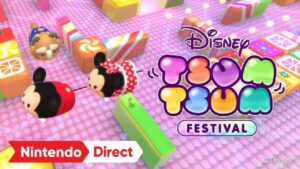 Disney Tsum Tsum festival NintendOn