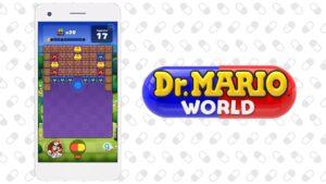 Dr. Mario World NintendOn