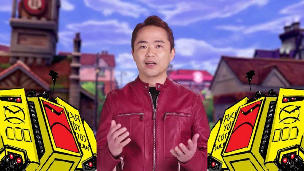 Junichi Masuda Pokémon Spada e Scudo NintendOn