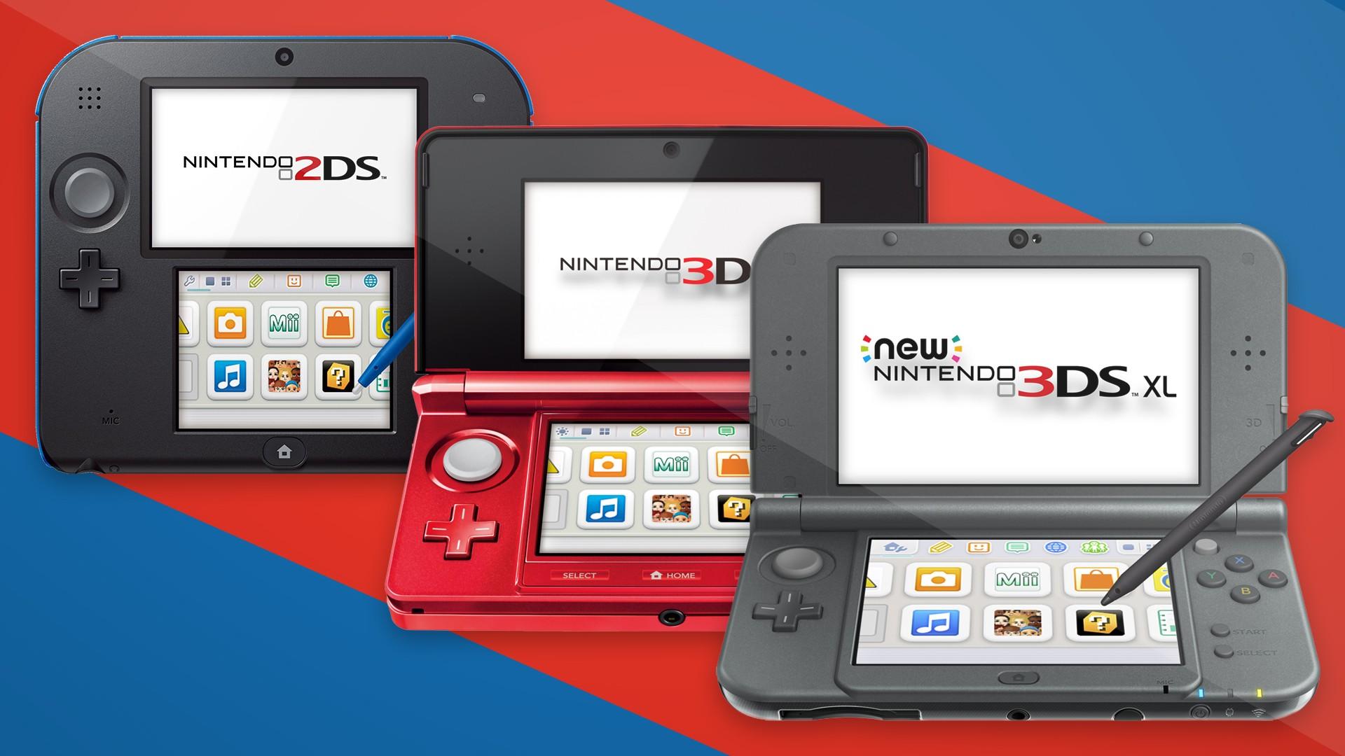 Nintendo 3ds family NintendOn