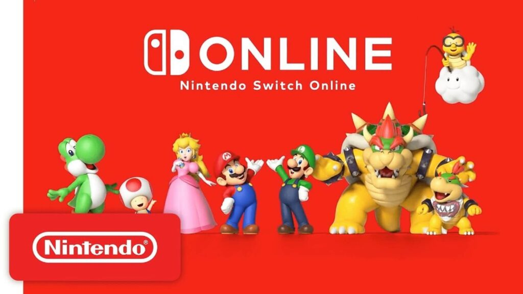 Nintendo Switch Online NintendOn