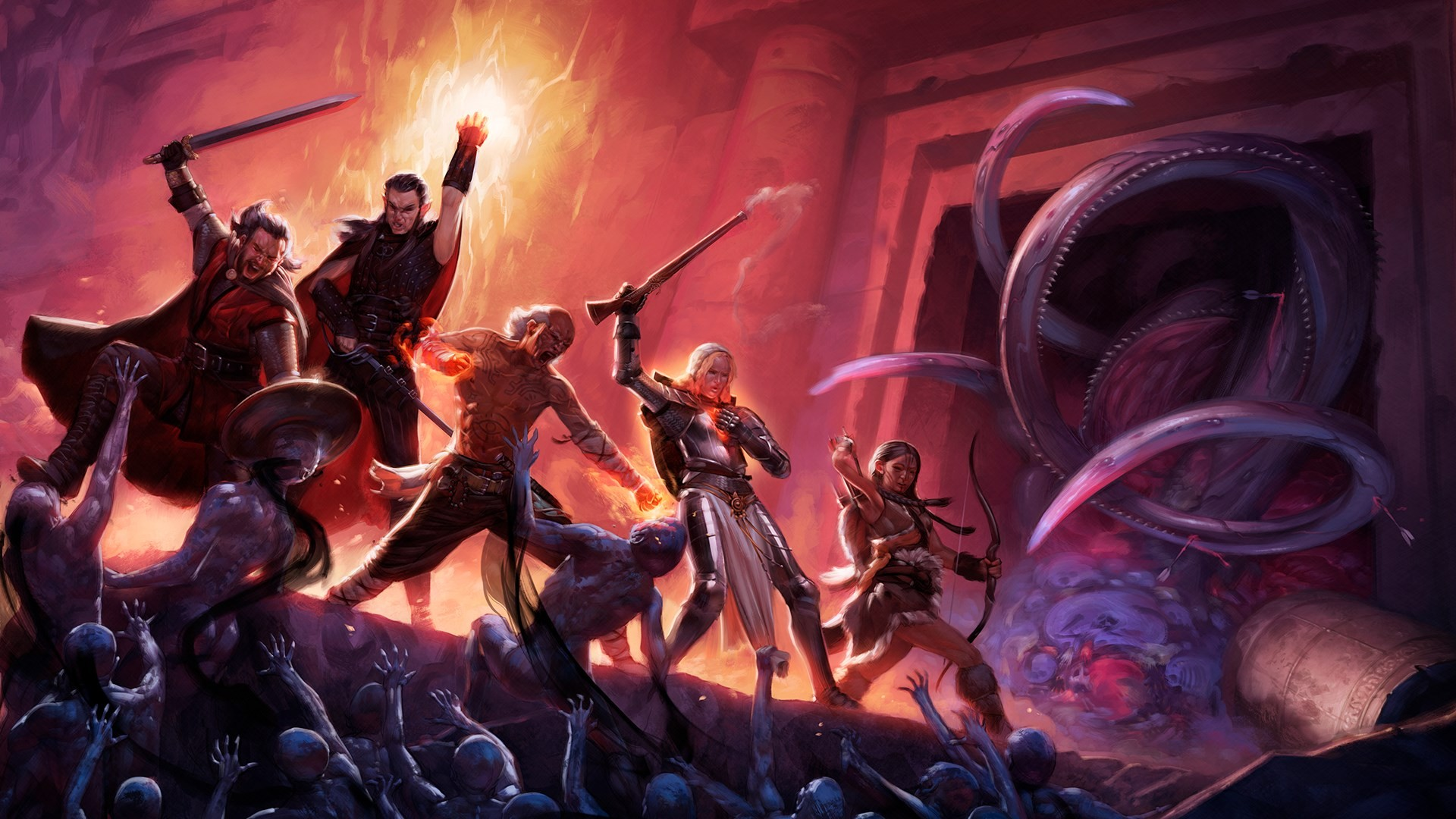 Pillars of Eternity NintendOn