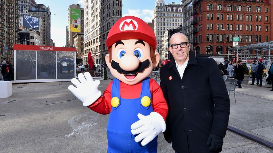 Doug & Mario