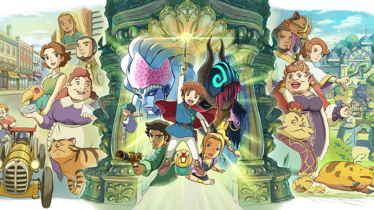 Ni No Kuni Cover