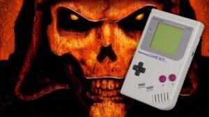 Diablo Game Boy