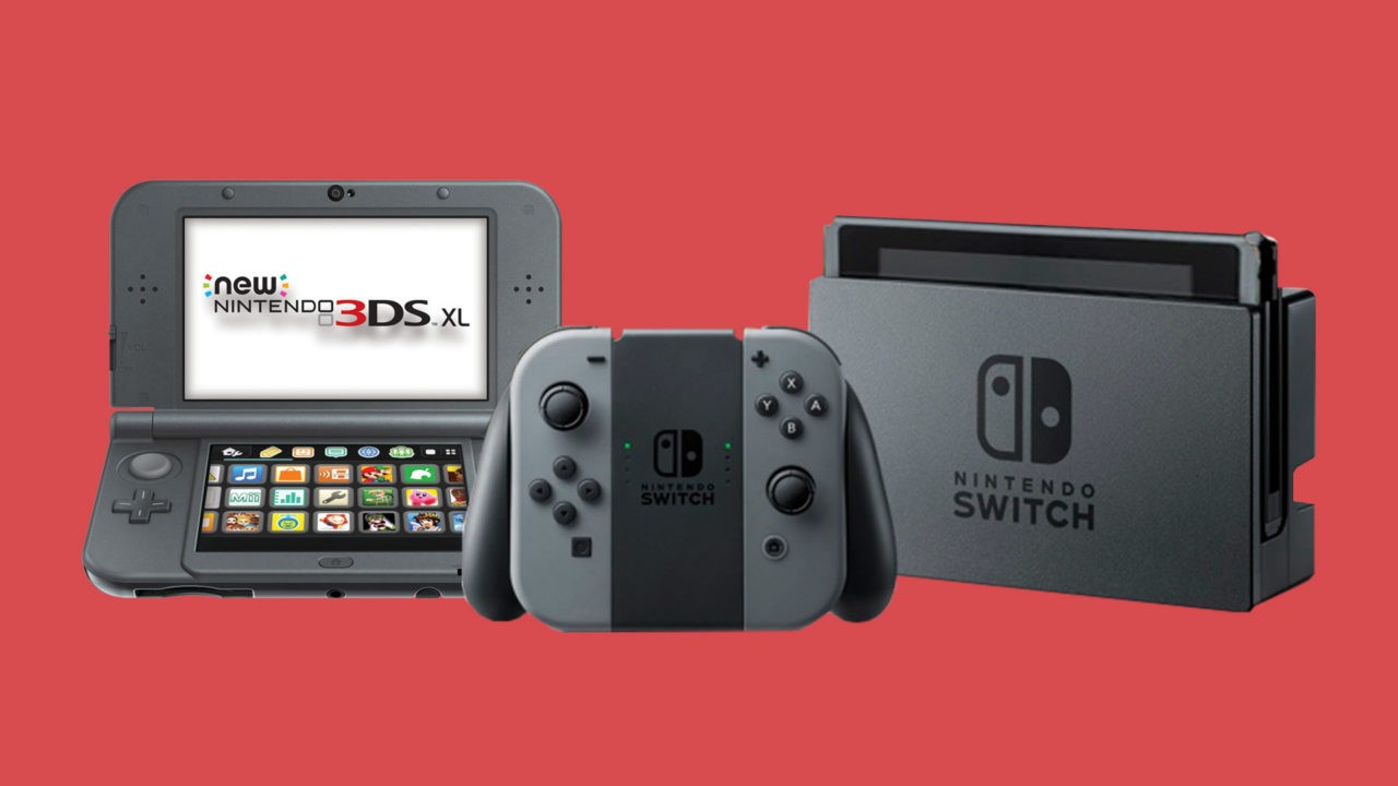 Switch 3DS