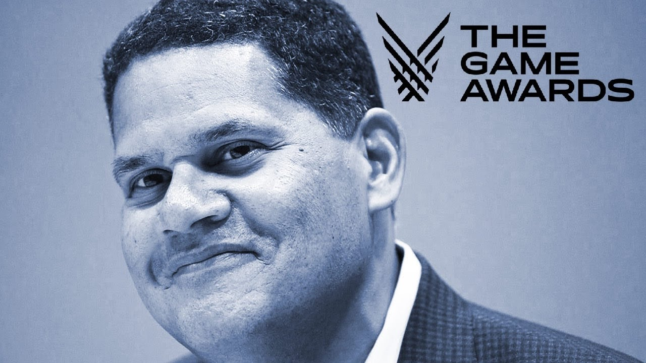 Reggie Fils-Aimé The Game Awards