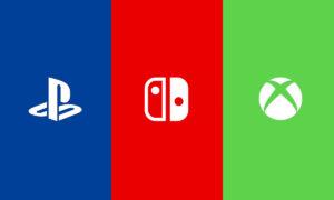 Nintendo Switch Ps4 Xbox One