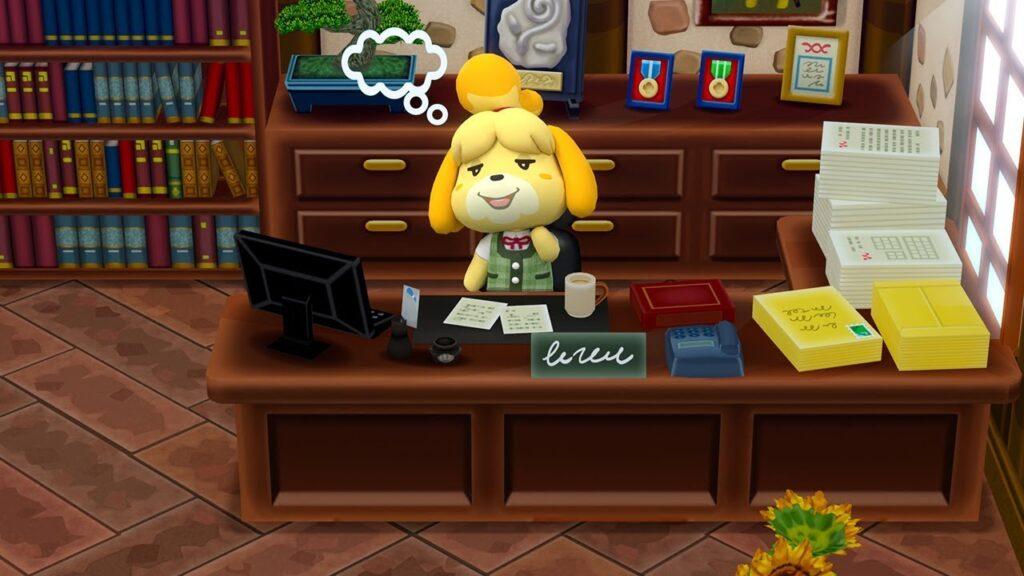 Fuffi Animal Crossing