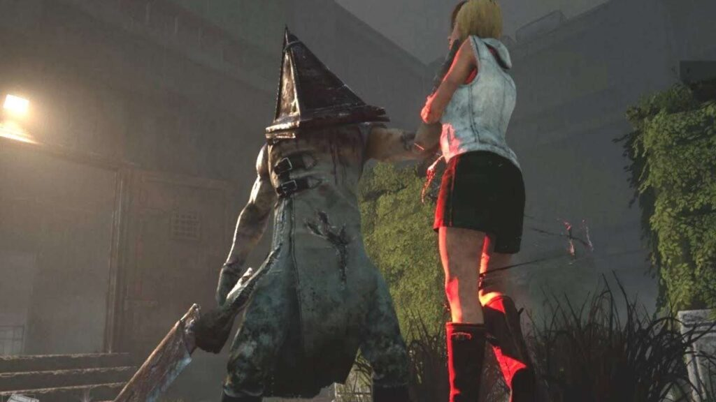 Dead by Daylight Silent Hill crossover
