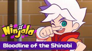 Ninjala Anime