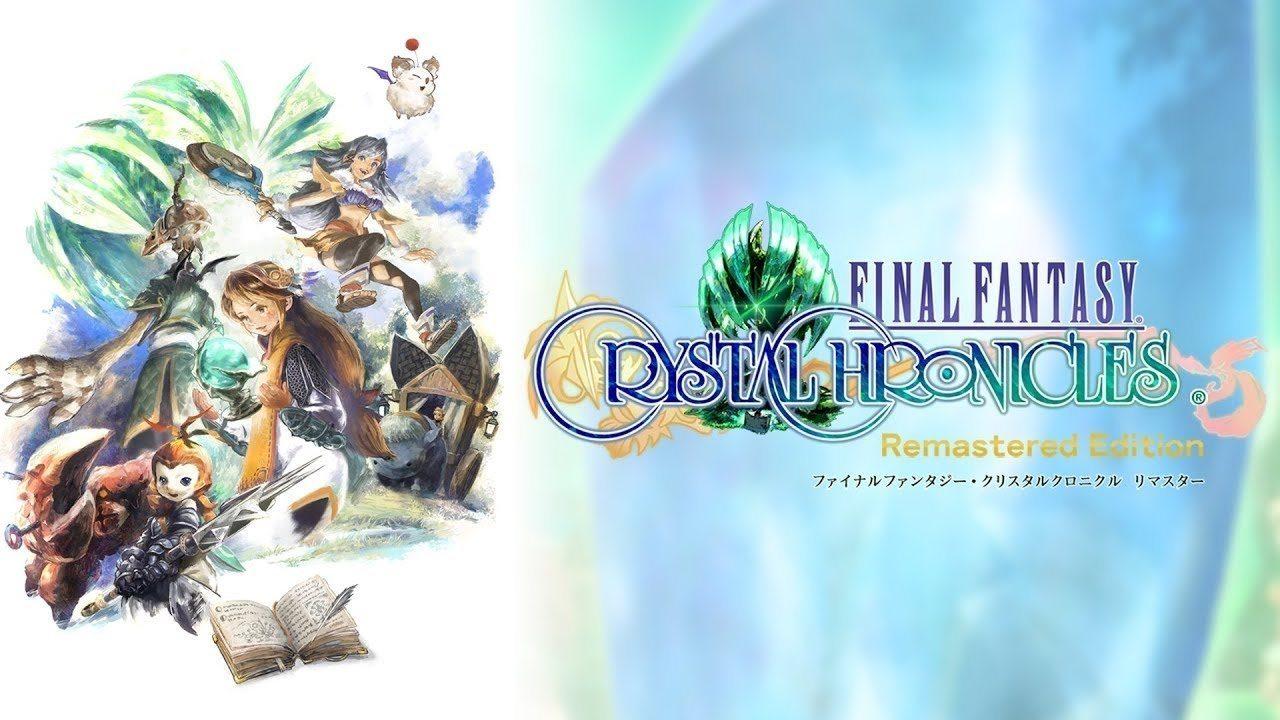 Final Fantay Crystal Chronicles Keyart