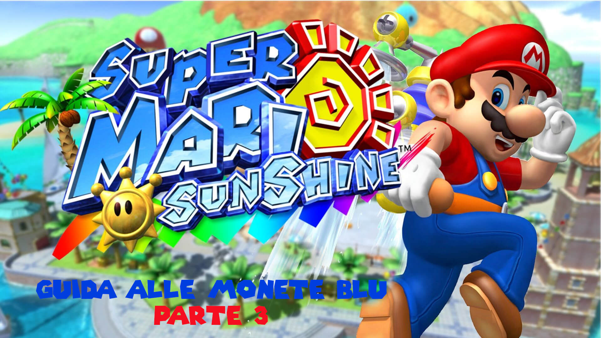 Cover Mario Sunshine Guida 3