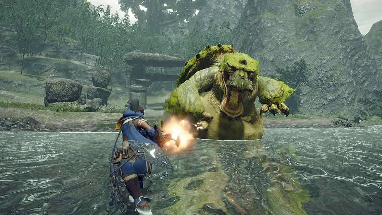Monster Hunter Rise Lago