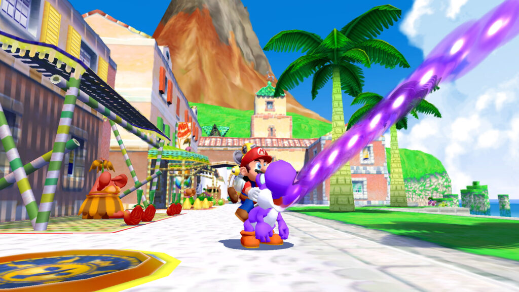 Super Mario Sunshine 3D All Stars