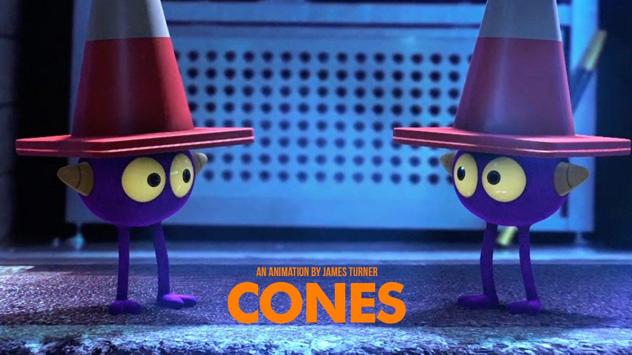 Cones-nintendon