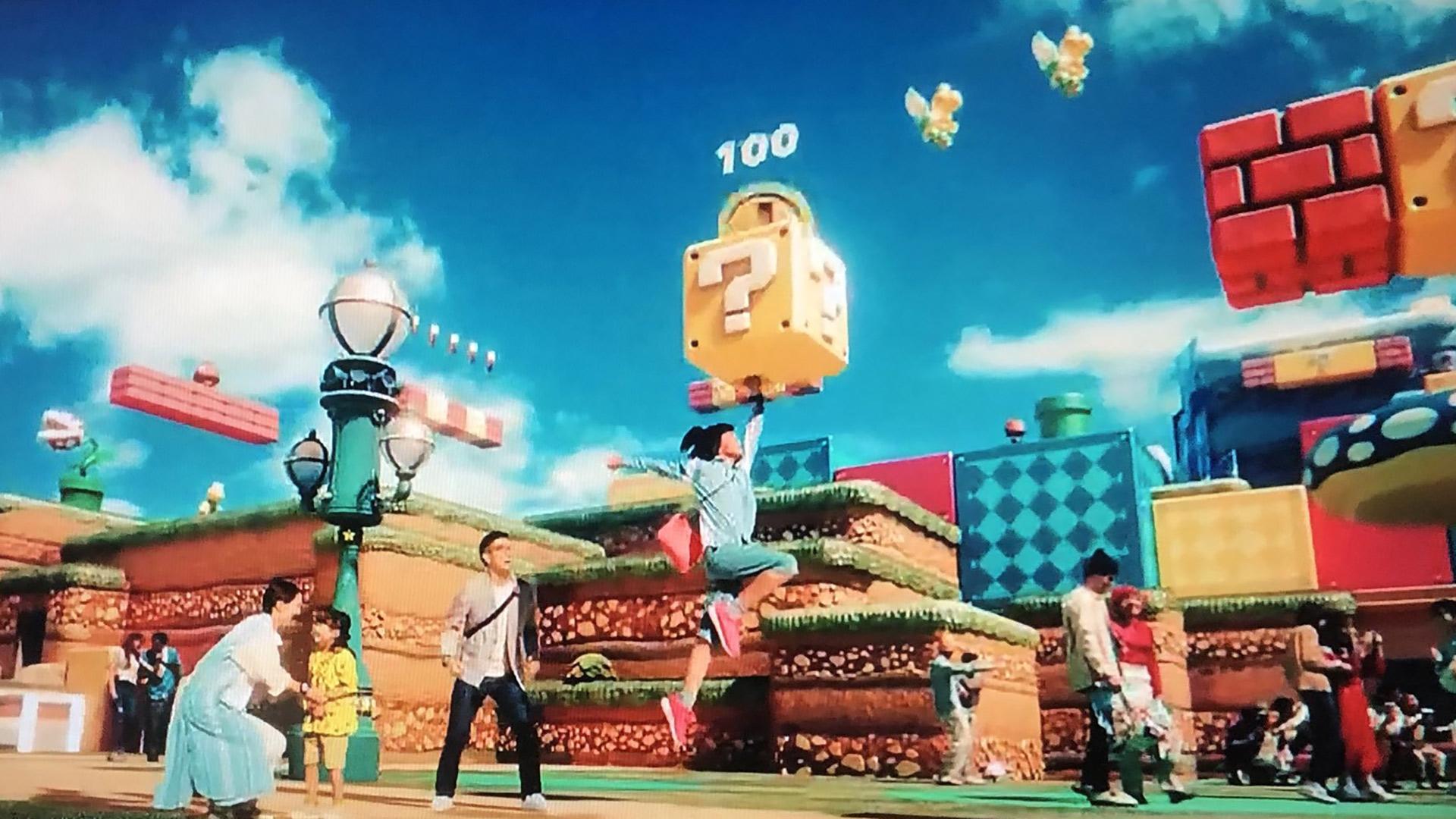 Super Nintendo World nintendon