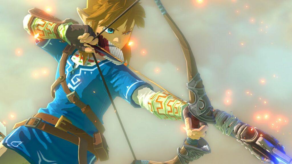 Zelda Breath of the Wild Arco