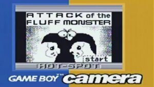 attack-of-the-fluff-monster-game-boy-camera