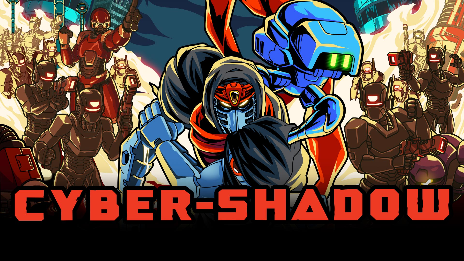 Cyber Shadow Switch Cover