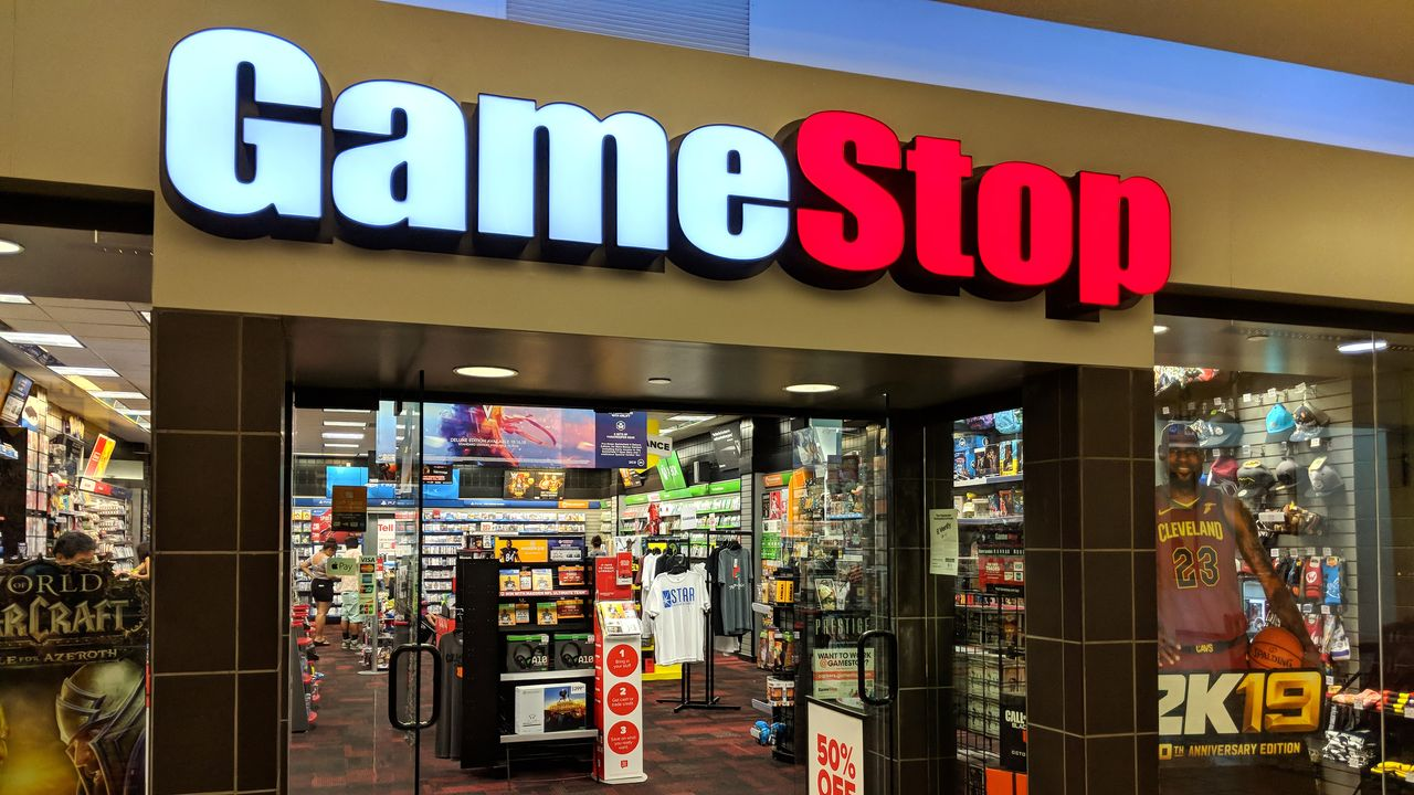 Game Stop insegna NintendOn
