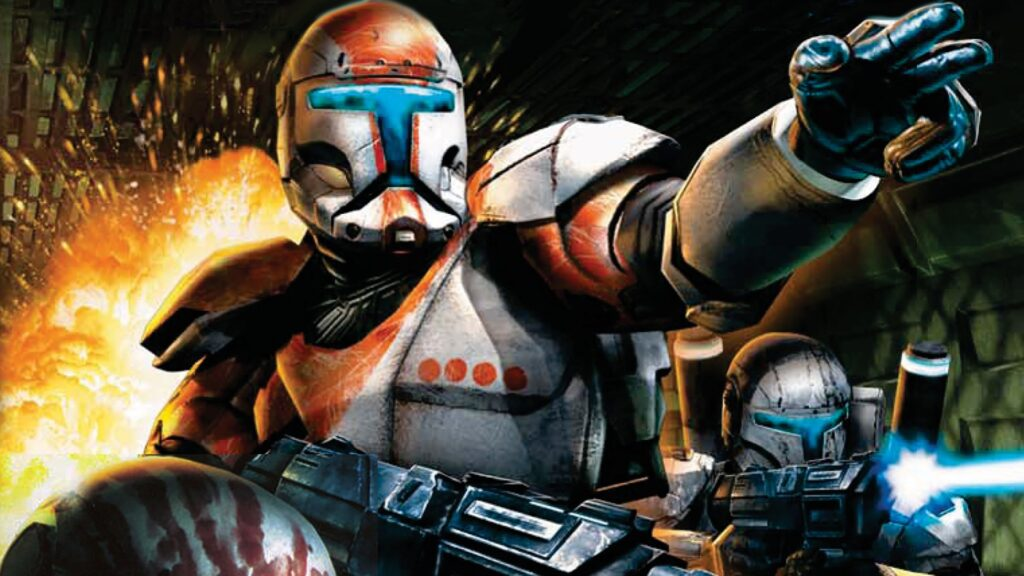 Star Wars Republic Commando NintendOn