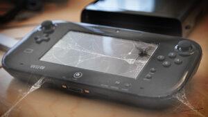 Wii U ragnatele nintendon