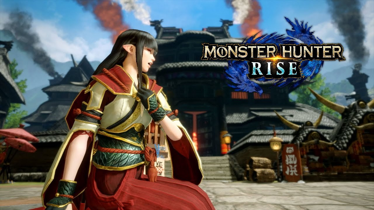 monster hunter rise pc