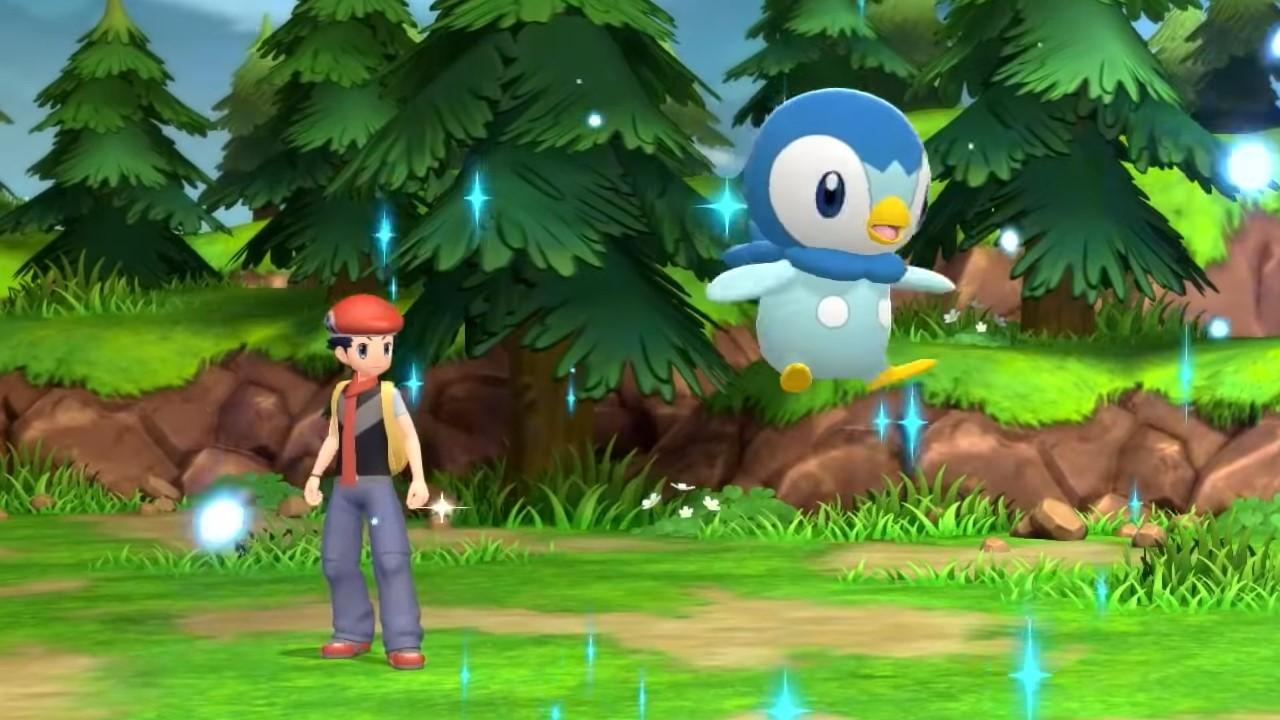In Pokémon Diamante Lucente e Perla Splendente è presente un NPC di Pokémon  Platino - NintendOn