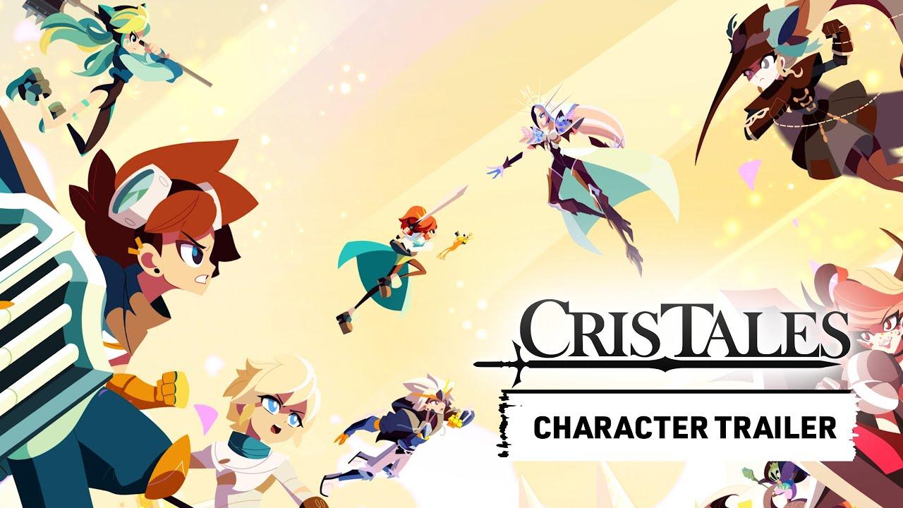 Cris Tales – Character Trailer NintendOn