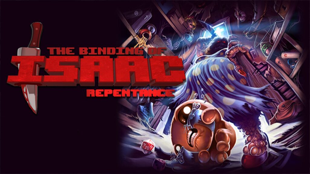The Binding of Isaac: Repentance