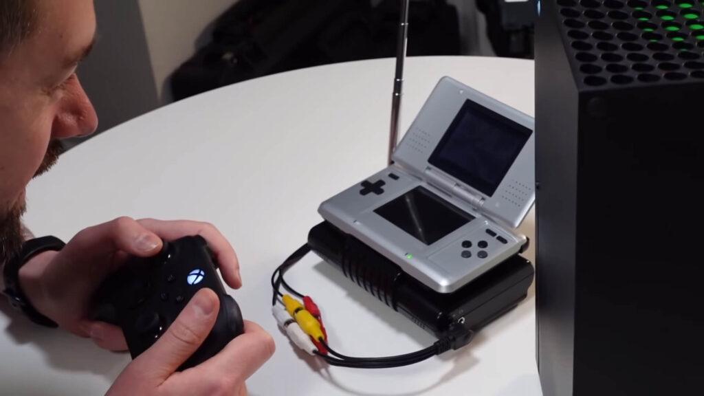 Agatsuma Nintendo DS TV Tuner Xbox NintendOn