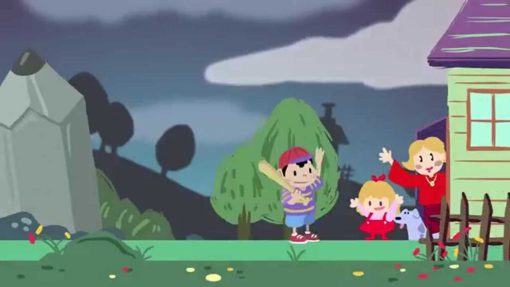 Pollyanna An Animated Tribute to Earthbound